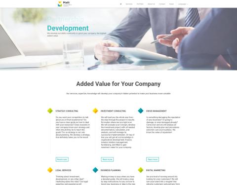 Matt Investment Agency (MIA)